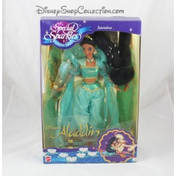 Doll MATTEL Jasmine DISNEY Special Aladdin Collection Sparkles