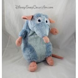 Peluche Rémy rat DISNEY Ratatouille Disney bleu 38 cm