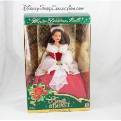 Poupée princesse Belle DISNEY MATTEL Beauty and the Beast Winter Dreams