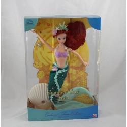 Poupée Ariel DISNEY MATTEL Summer Seas La petite sirène Collector Dolls