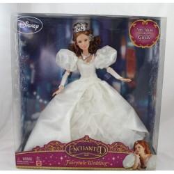 Puppe Giselle DISNEY MATTEL war es einmal verzaubert Braut
