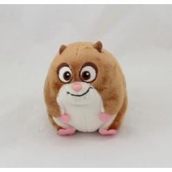 Peluche Rhino hamster GIPSY Volt Star malgré lui ami de Volt Disney 13 cm