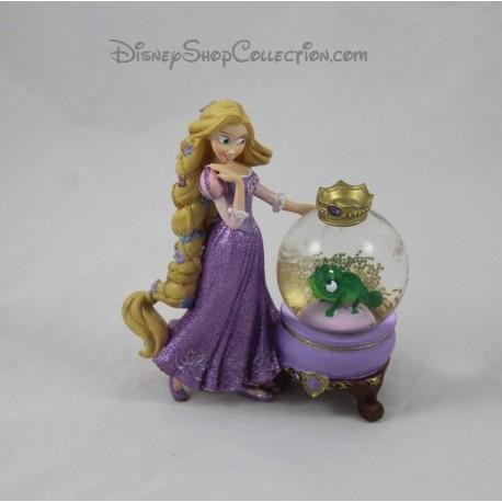 Rapunzel DISNEYLAND PARIS SnowGlobe snow globe Pascal snow globe