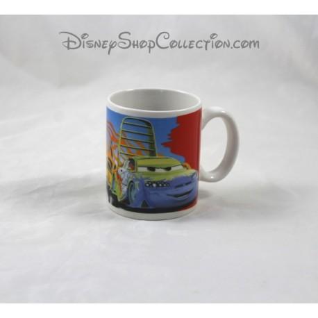 Tasse à café expresso voiture Wingo DISNEY Cars céramique 7 cm