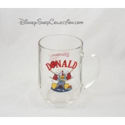 Get beer Donald DISNEYLAND PARIS ring box Disney fragile 13 cm