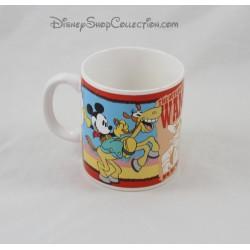 Mug Mickey DISNEY Pat wanted reward vintage