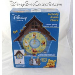Horloge musicale BONTEMPI Disney Winnie l'ourson pvc