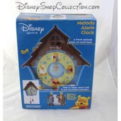 Horloge musicale BONTEMPI Disney Winnie l'ourson pvc