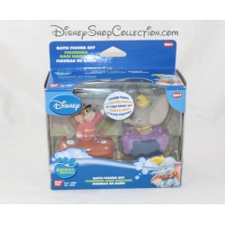 Bath toy BANDAI Disney Dumbo figurine magic bath