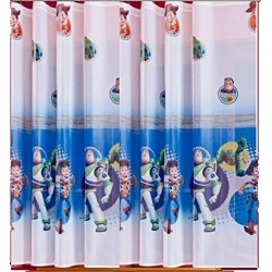 Pair of curtains curtain DISNEY Toy Story 188 x 119 cm