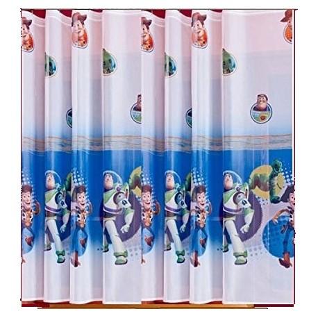 Paar Vorhange Vorhang DISNEY Toy Story 188 X 115 Cm