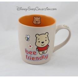 Mug Winnie l'ourson DISNEY CUTIES bee friendly tasse