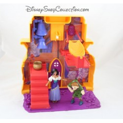 The Hunchback of Notre Dame DISNEY figurine Playset steeple of Quasimodo