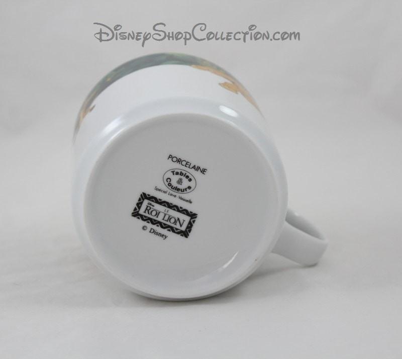 Roi Couleurs Disney Mug Lion Tablesamp; Porcelaine Le Disneys Simba 3jq54RAL