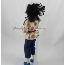 Poupée articulée Li Shang DISNEY MATTEL Mulan vintage 30 cm