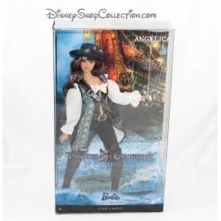 Muñeca Barbie Collector Angelica MATTEL DISNEY piratas del Caribe