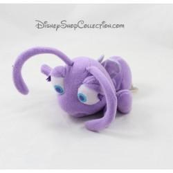 Felpa edredón princesas DISNEY piernas 1001 17 cm púrpura Ant