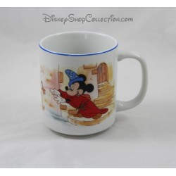 Mug Mickey DISNEY Fantasia sorcier tasse scène du film céramique 10 cm