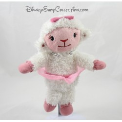 Plush talking cuddly DISNEY doctor 23 cm plush sheep
