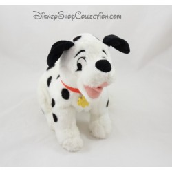 Plush sound Dalmatian dog DISNEY SMOBY the 101 Dalmatians 20 cm
