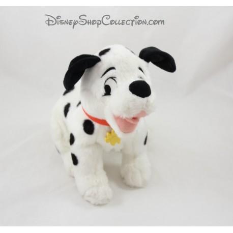 Peluche sonore dalmatien chien DISNEY SMOBY Les 101 dalmatiens 20 cm