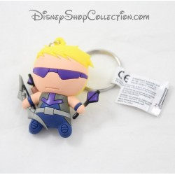 Porte clés Hawkeye DISNEYLAND PARIS Funko Pop Marvel l'archer Avengers Disney 6 cm