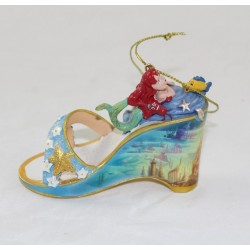 Shoe the Little Mermaid Ariel DISNEY ornament Once Upon a Slipper
