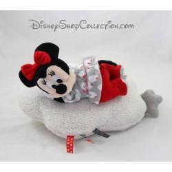Peluche musicale Minnie NICOTOY Disney nuage 22 cm