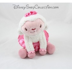 Sheep plush cuddly DISNEY doctor sitting plush 20 cm