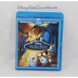 Blu - Ray the beautiful and the beast DISNEY diamond edition