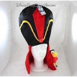 Grand chapeau Jafar DISNEYLAND PARIS Aladdin peluche Iago 53 cm