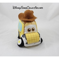 Peluche voiture Cars DISNEYLAND PARIS Woody Toy Story 20 cm