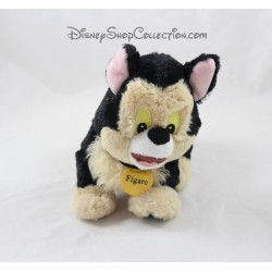 Peluche Figaro chat DISNEY Pinocchio Floride Tote a Tail