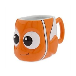 Orange mug fish Nemo DISNEY STORE the Finding Nemo 3D