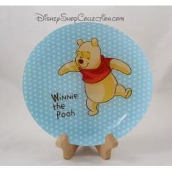 Assiette en verre Winnie l'Ourson DISNEY Winnie the Pooh 20 cm