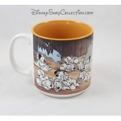 Dogs mug DISNEY 101 Dalmatians movie 9 cm mug