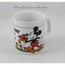 Mug Mickey Minnie DISNEY Staffordshire England Kiln Craft