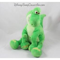 Peluche Arlo dinosaure DISNEY NICOTOY Le voyage d'Arlo vert assis 30 cm