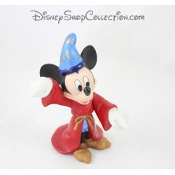 Figurine Mickey DISNEY Fantasia l'apprenti sorcier statuette collection biscuit 18 cm