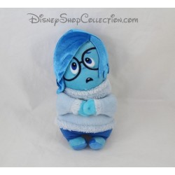 Felpa tristeza gitana Disney azul 19 cm viceversa