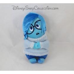Peluche Tristesse GIPSY Disney Vice-Versa bleu 19 cm