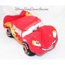 Peluche range pyjama Flash McQueen DISNEY JEMINI Cars voiture