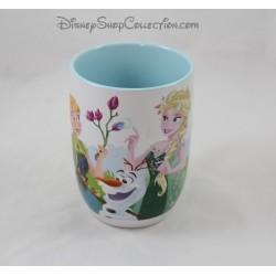 Mug la Reine des neiges DISNEY Anna et Elsa une fête givrée