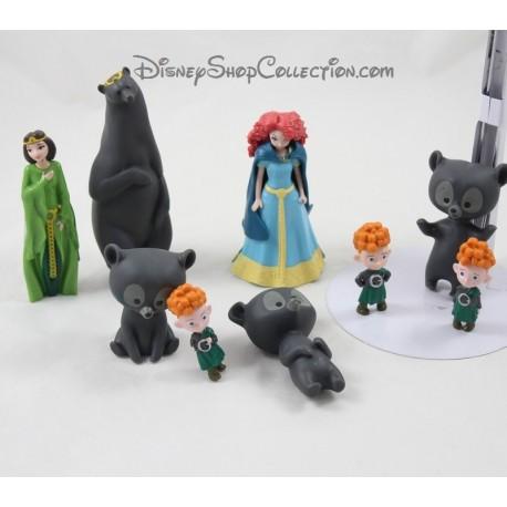 MINI FIG Figurine MERIDA Disneyland Paris