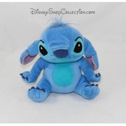 Small plush Stitch DISNEY STORE sitting 12 cm