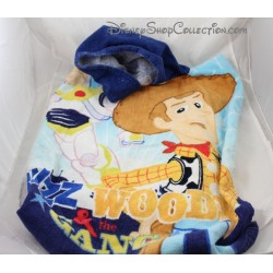 Cape de bain avec capuche Toy Story DISNEY Woody et Buzz
