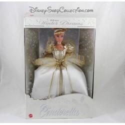 Poupée Cendrillon DISNEY MATTEL K.B toys Winter Dreams Cinderella