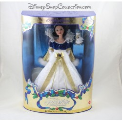 Doll Princess white snow MATTEL DISNEY Snow White Holiday Princess
