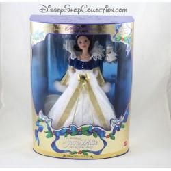 Poupée princesse Blanche Neige DISNEY MATTEL Snow White Holiday Princess
