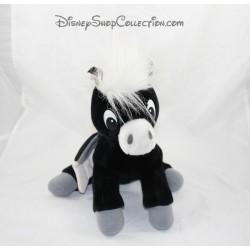 Plush baby Pegasus EURO DISNEY Fantasia Pegasus black white 30 cm